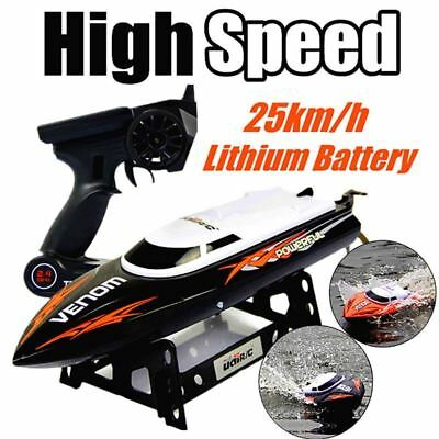 2.4G RC Boat UDI udi001 boat Infinitely Variable SpeedsRacing Boat 32CM 25km/h