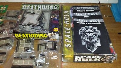 Games Workshop - Space Hulk and Deathwing - 1st Edition