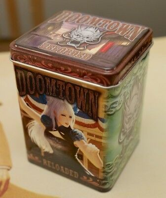 Doomtown Reloaded Deck Tin - 108 Righteous Bandits