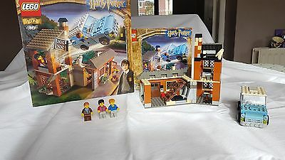 LEGO Harry Potter Escape From Privet Drive (4728)