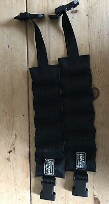 Beaver Tech Weight System AW3 Ingot Ankle Weight Belts for Snorkelling or Scuba