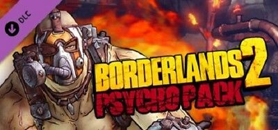 Borderlands 2 Psycho Character Pack DLC PC / Mac **Steam Key**