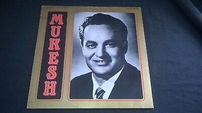 Mukesh LP Songs For Ever  Bollywood indian Hindi Music