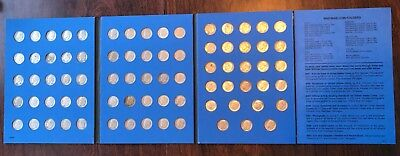 Roosevelt Dimes - Collection of 78 from 1954 to 1962