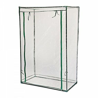 NEW! Mini Growbag Tomato Growhouse Garden Greenhouse with PVC Cover