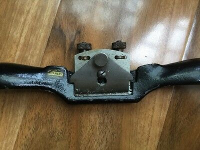 Stanley No 151 Adjustable Spokeshave Plane Made In England