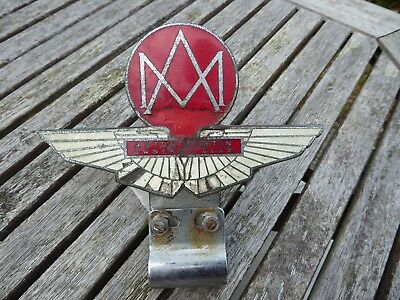Old Aston Martin Owners Club Front Grill Badge