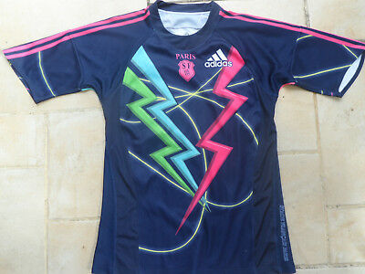 maillot vintage rugby STADE FRANCAIS