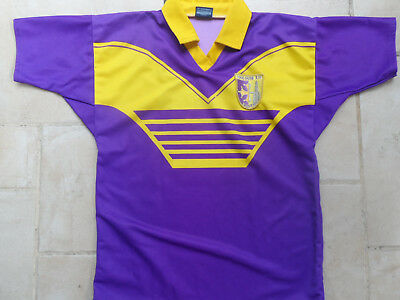 Maillot rugby vintage TOULOUSE XIII