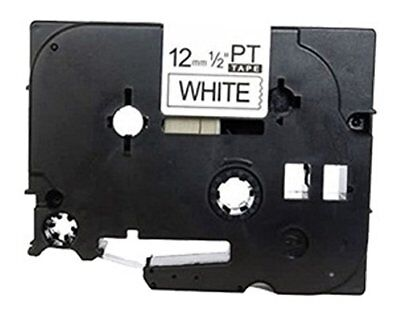 Prestige Cartridge  TZ231 12 mm x 8 m Label Tape for Brother P Touch Serial Labe