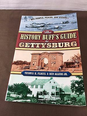 The History Buff's Guide to Gettysburg Paperback