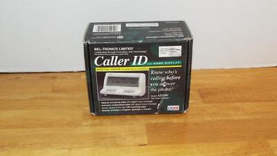 Hard to Find B.E.L.-Tronics Limited Caller ID AD100. Name Display. Call Block.