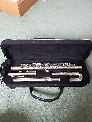 Elkhart Flute with case