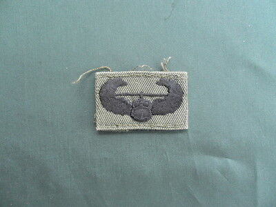 Us Cloth Subdued Air Assault Wings