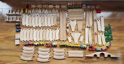 Brio Train / Railway Set with Engines, Carriages and Accessories