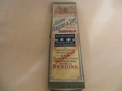Joseph Rodgers & Sons Dessert Knives In Box Set 5443