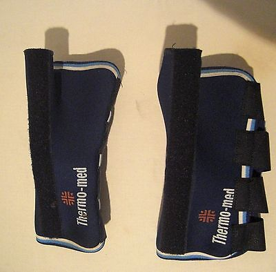 Pack De 2 Muñequeras Thermo-Med