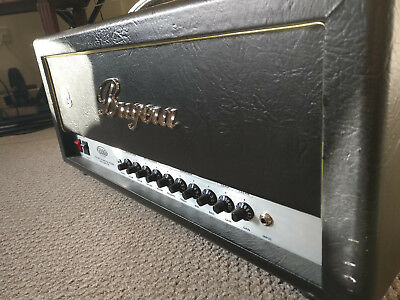 Bugera 1990 Infinium 120W Valve Head Guitar Amplifier