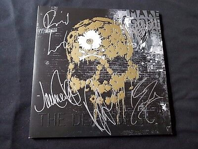 The Dead Daisies Signed Make Some Noise Vinyl