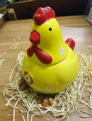 Rare Ringtons Ceramic Chicken