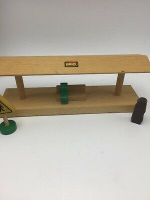 Brio wooden train seat and other stuff UC2