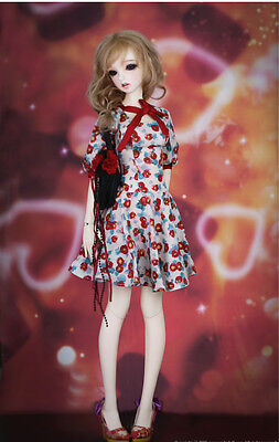 Flower Outfit Crobidoll SD 16 Girl