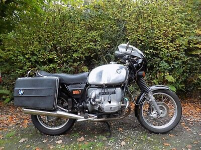 BMW R80/7 1978, excellent runner, tax and 9 months MOT