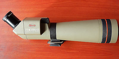 Kowa TSN-3 Spotter scope with 20x lens. In good condition.
