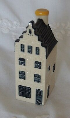 KLM Haus Bols Blue Delfts Nr 32 Bussines Class Collection Keramik Porzellan 2003