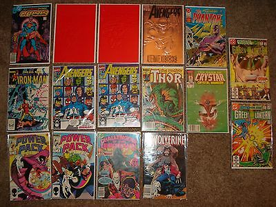 Marvel and DC Comic Collection Lot  ***(16 x Comics Lot)****