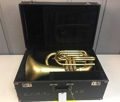 Great Accord Made By Blessing Marching Baritone In Good Condition  #08690