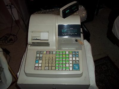 Casio Cash Register Ce 3700 Used Works  No Key To Drawer