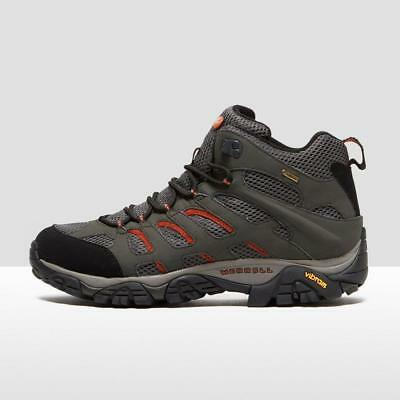 Merrell Moab Gore-Tex Mens Hiking Boots Outdoor Footwear Walking Boots Beluga