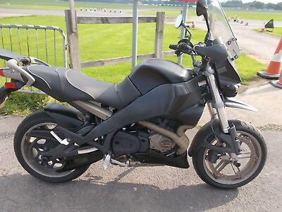 2006/8 Buell Ulysses Xb12 X 1200 Powered By Harley Davidson Sportster Engine