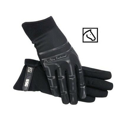 (Size 10) - SSG Pro Show Technical Riding Gloves. Free Delivery