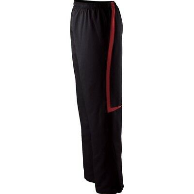 (X-Small, Black/Scarlet) - Holloway Dictate Pants. Free Shipping