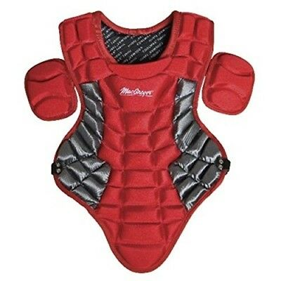 (Scarlet) - BSN Sports MAC B75 Junior Protector. BSN INC.. Shipping Included