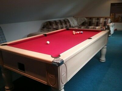 Quality Pool Table In Perfect Condition