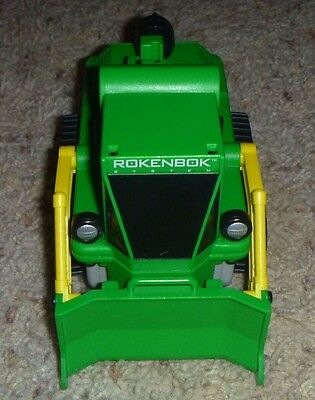 Rokenbok RC Classic Green Dozer Vehicle Legacy
