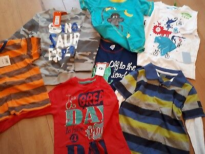 bundle boys 4-5 years new with tags 7 items