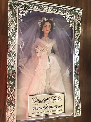 "Elizabeth Taylor As ""Father Of The Bride"" Mattel Doll"