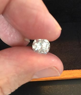 Diamante Natural Talla Brillante 2,01 Cts. Color E/f Pi Certificado