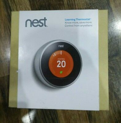 Nest Thermostat 2nd Generation T200377 - brand new