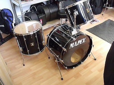 * Mapex Saturn Series Maple Shellset *