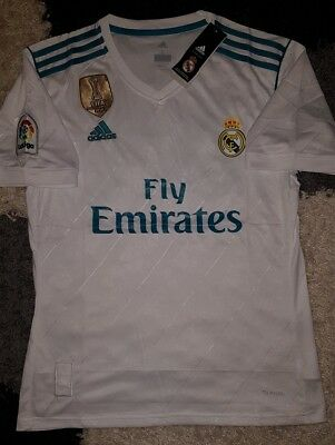 Real Madrid Home Jersey Trikot 17/18