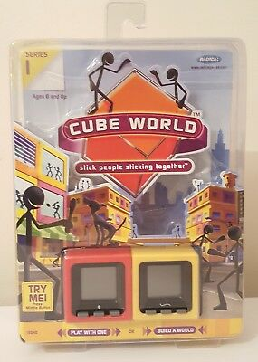 Cube World - Rare Series 1 - Dodger and Whip I5040 - New and Sealed