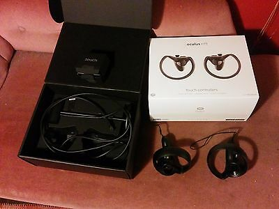 Oculus Rift Touch Controllers - Boxed