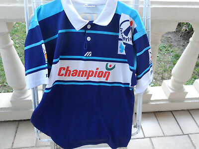 Maillot rugby vintage COLOMIERS