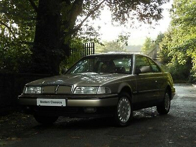 1996 ROVER 825i STERLING 2 DOOR COUPE AUTO 1 OWNER FULL SERVICE HISTORY 57K