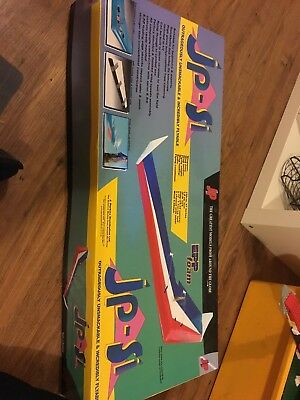 Jp-Si Flying Wing With Radio Control System